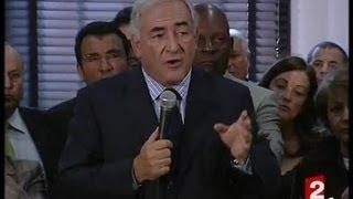 [Les trois candidats socialistes des élections présidentielles 2007]