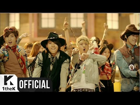 [MV] B1A4   Baby good night(잘자요 굿나잇)