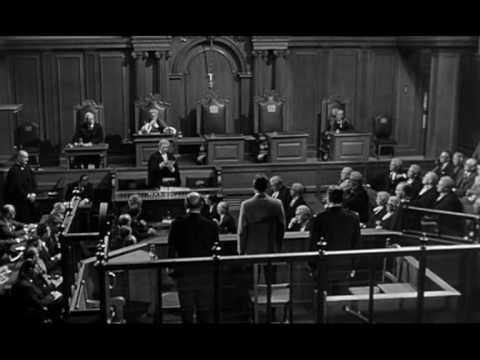 Witness for the Prosecution trailer