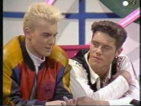 Take That on Motormouth - ITV - Interview 1991 - Rare Footage!
