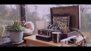 Rainy Day Modular #2 - Minimal Ambience with Mutable Instruments Rings & Mother 32