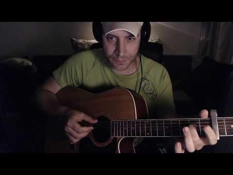 Jak zahrát úvodní vybrnk Pouta od skupiny Slza – Noční brnkání – Pozvánka (tutorial cover)