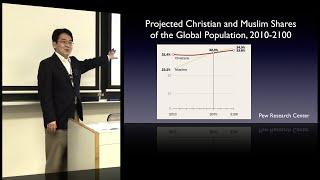 小原克博「日本宗教(日本文化の中の宗教──古代からグローバル時代に至る宗教のポリティクス)」(同志社大学 講義)