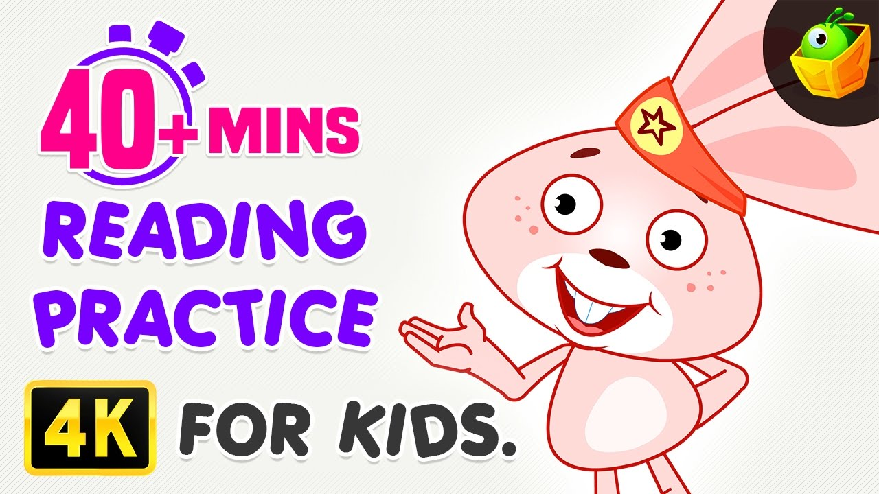 Reading Practice For Kids   40 Mins Compilation   Rebus Stories   Lily's  Easy to Read - YouTube [ 720 x 1280 Pixel ]