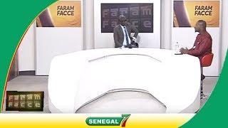 Suivez l'intégralité de votre émission Faram Facce avec Guy Marius Sagna