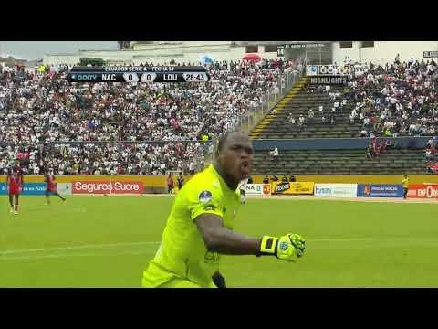 El Nacional 2:1 LDU Quito