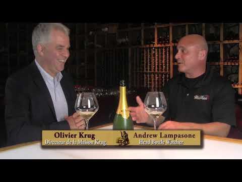 Wine Watch Vintner Interview:  Olivier Krug - click image for video