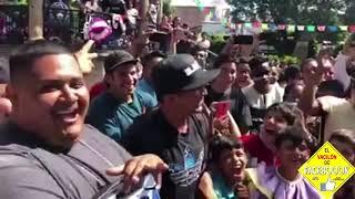Raperos Vs Mariachi 2018 thumbnail