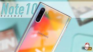 📱 Samsung Galaxy Note10 Recenze: Nejmenší Note Ever! | WRTECH [4K]