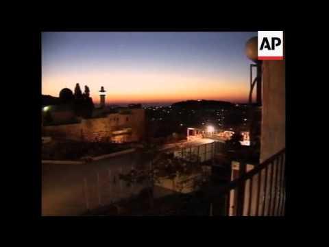 Millennium In Jerusalem, Israel - Torture Cells Revealed, West Bank - Riots