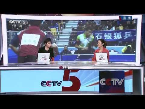 2014 China National Championships MT-Final: SHANGHAI Vs PLA [HD] [Full Match/Chinese Commentary]