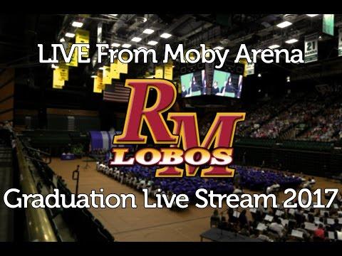 Rocky Mountain High School Graduation 2017 (Live Stream)