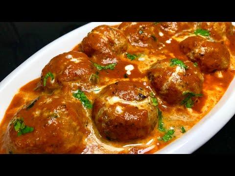 मुंह में घुल जाने वाले रेस्टोरेंट जैसे मलाई कोफ्ते बनाये घर पर | Restaurant Style Malai Kofta