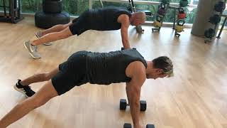 FIITT AT HOME WITH WIL TOTAL BODY ROUTINE