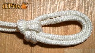 DIY: Tying A Bowline On A Bight