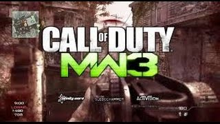 Call Of Duty Modern Warfare 3 (Gameplay)