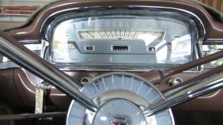 Cold Start 1959 Ford Galaxie 500 After Sitting