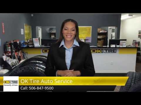 OK Tire Quispamsis Auto Repair         Wonderful           5 Star Review by Heather