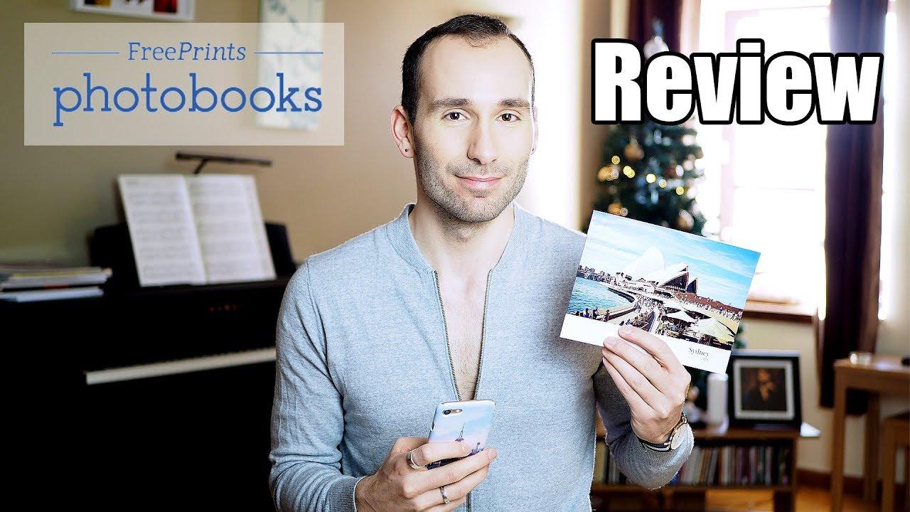 freeprints free photo book review app us uk ireland france