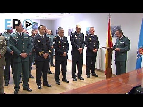 La Guardia Civil celebra los 174 años de la creación del cuerpo