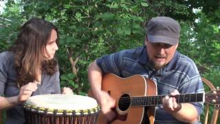 Three Little Birds  - Bob Marley Cover for Badger Balm