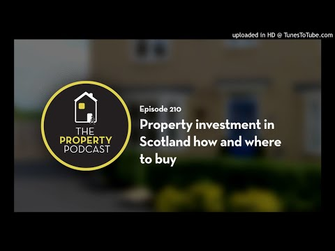 TPP210 Property investment in Scotland how and where to buy