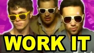 Video WHISTLE WHILE I WORK IT (Chester See feat. Toby Turner with Wayne Brady) download MP3, 3GP, MP4, WEBM, AVI, FLV Oktober 2018