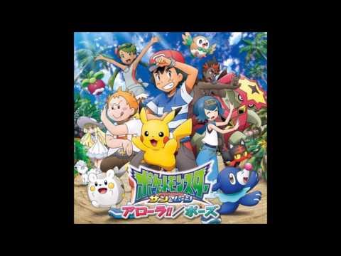 Pokémon Sun & Moon anime - Ending FULL (Pose) (DOWNLOAD)