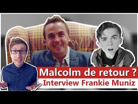 LA SÉRIE MALCOLM DE RETOUR ? (Interview Frankie Muniz)