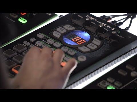 Roland SP-404A & TR-8 Performance