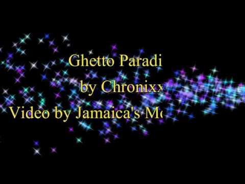 Ghetto Paradise - Chronixx (2017)  (Lyrics)