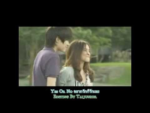 Deleted Scene (First kiss)Kissing Aom-Tina