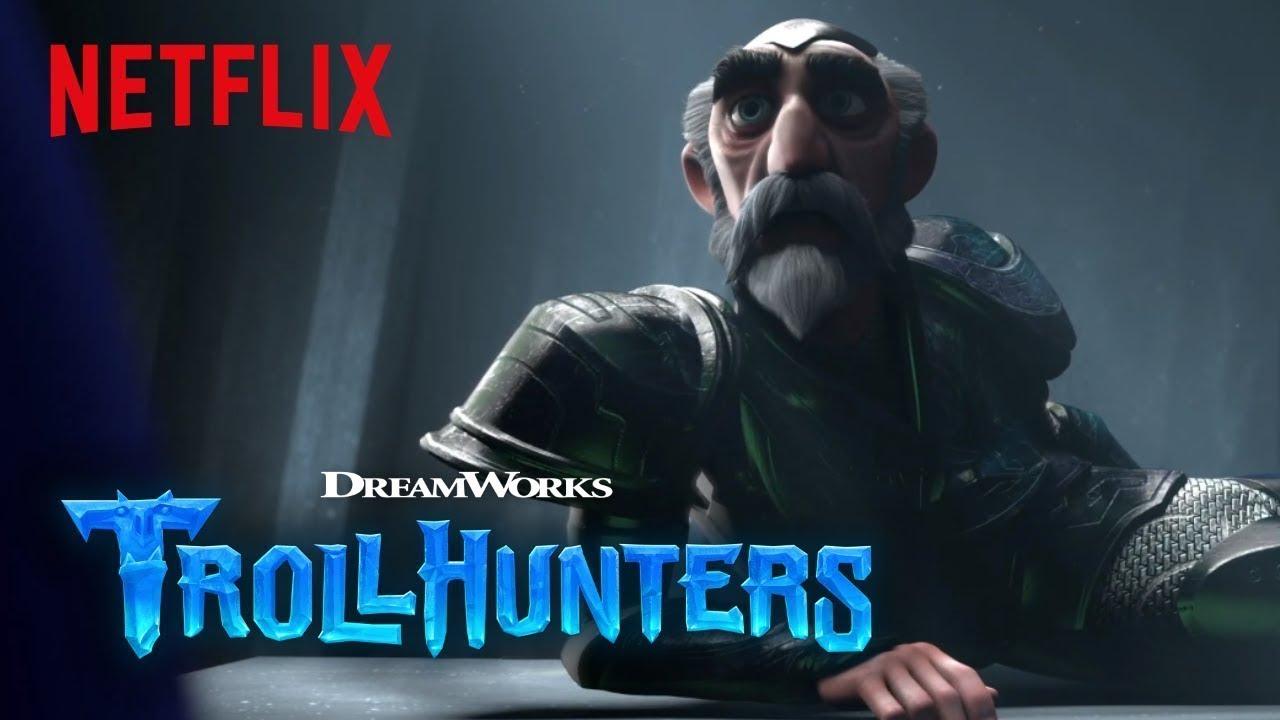 Download Merlin Awakens | Trollhunters | Netflix Futures