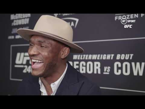 """""""I Was Impressed But Conor McGregor Can Get It Too!"""" Kamaru Usman Reacts To McGregor Win"""
