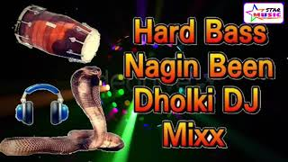 DJ nagin Dance Dholki Mix Music (नागिन डांस Dholki mix म्यूजिक)  Star music