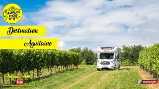 Clip # 1 | Destination Camping-car en Aquitaine