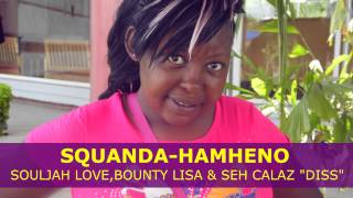 Lady Squanda Diss Free MP3 Song Download 320 Kbps