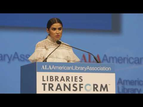 2016 ALA Annual Conference - Diane Guerrero on Her Library Card
