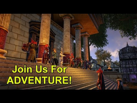 🔴LIVE ADVENTURE! - Shroud of the Avatar - Join Us - Presented in 4k