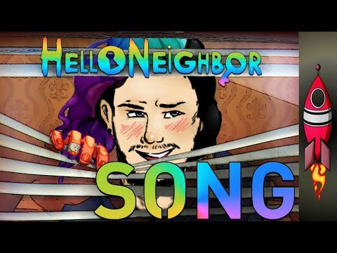 """""""DIE ANOTHER DAY"""" Hello Neighbor Song (Rockit Gaming Ft. AaronSayWhat)"""