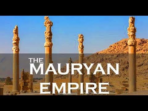 Mauryan Empire : Best Empire Documentary