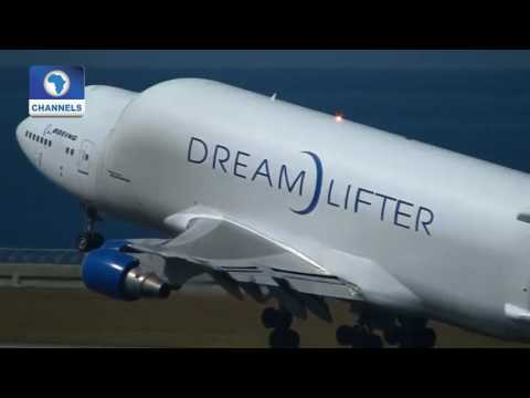 Aviation This Week: Feature On Boeing 747 Dreamlifter
