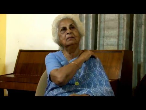 Interview with Aster Patel On Her Yoga and The Ashram and Auroville