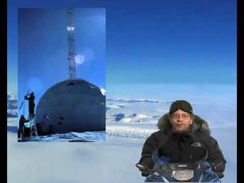 Dr. Richard Alley Teaches About Ice Core Drilling in Greenland