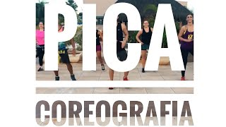 PICA - Deorro, Elvis Crespo y Henry Fong ZUMBA(R) Choreography Merengue Trap