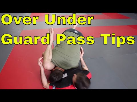 This Guard Pass Got Me Into Trouble Early On, Now I Love It