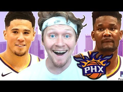 REBUILDING THE PHOENIX SUNS! NBA 2K19