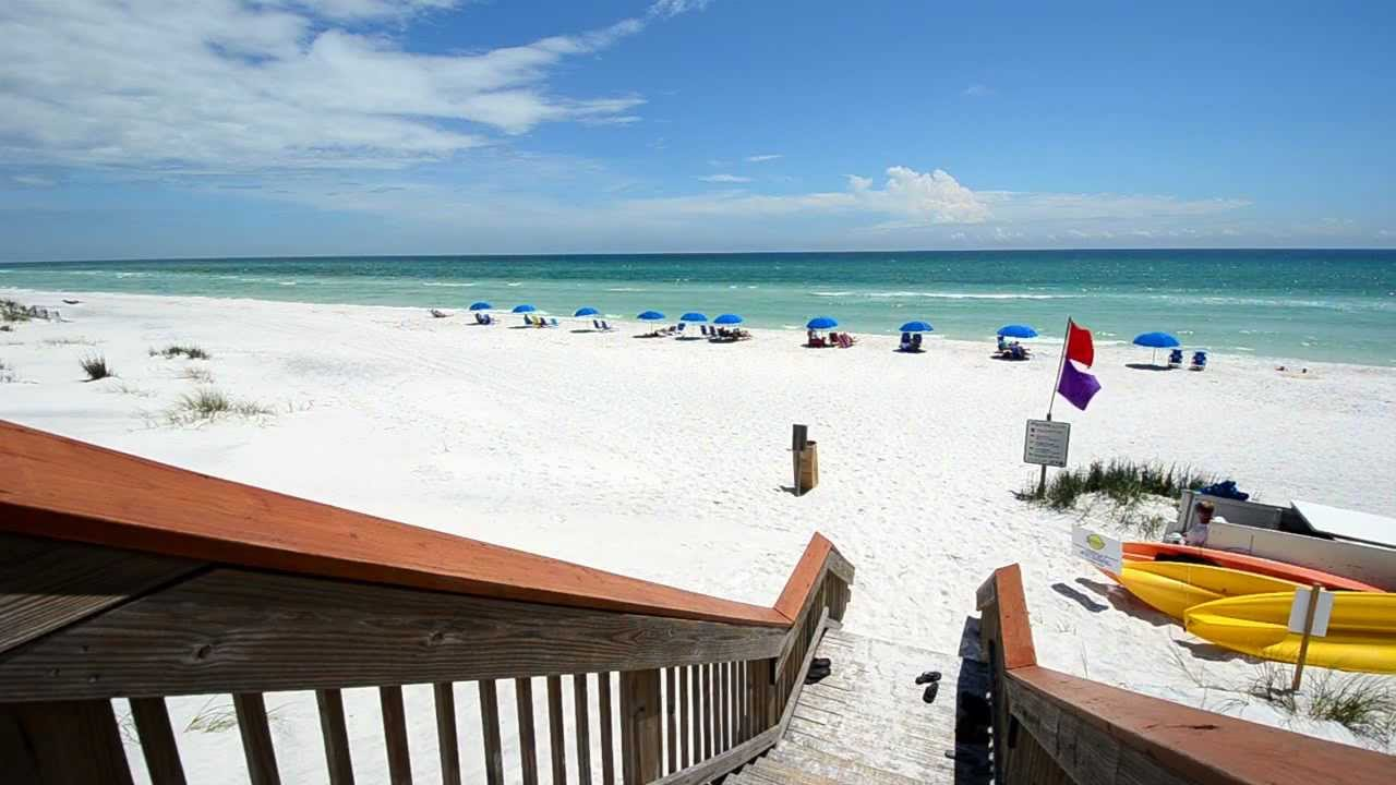 Santa Rosa Beach Florida 3br Gulf Front Vacation Al Condo 202 San Remo You