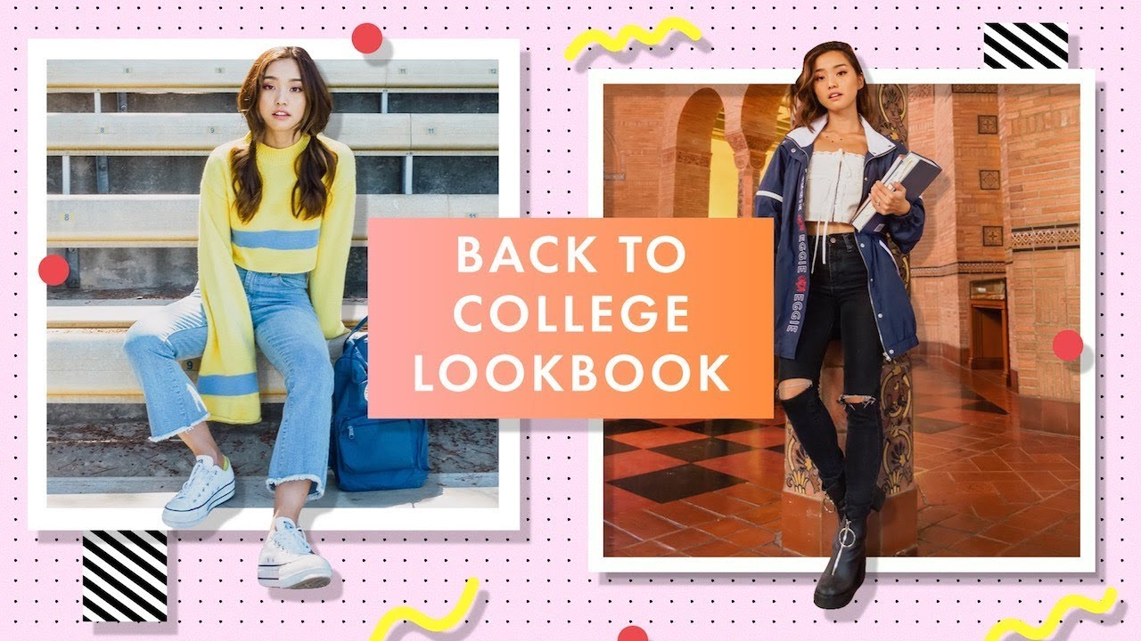 [VIDEO] – Back To College Lookbook
