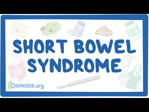 Short bowel syndrome causes, symptoms, diagnosis, treatment, pathology